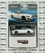 Tarmac Works 1:64 2020 Global64 White Ford Mustang Shelby Gt350R T64G-011-Wh
