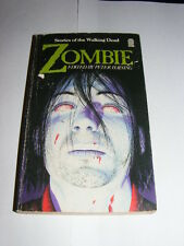 Zombie edited by Peter Haining Stories of The Walking Dead PB 1985 Target Book