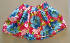 Hollister Junior Women's Pink Floral Mini Skirt, Size S/Small
