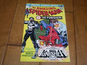 Amazing Spiderman #129 (June 2009) 1st App. Punisher Lions Gate Edition NM