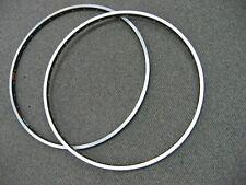 NOS Sun Rims CR18 26 inch rims (1 pair) 32 hole BLACK Sun Ringle