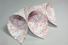 20 Confetti Cones, with a pink cherry blossom flower design PCB7