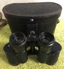 BNU4, 8 x 30 Coated Optics Binocolo Russo di buona qualità in caso. MADE in URSS