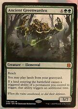 MtG | Ancient Greenwarden | Zendikar Rising | NEAR MINT