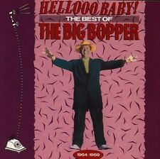 The Big Bopper - Hello Baby: Best of the Big Bopper [New CD]