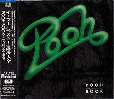 I POOH ● POOH BOOK ●RARO CD JAPAN PROMO OBI GIAPPONE LA GABBIA Riccardo FOGLI