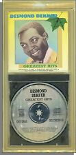 Desmond Dekker - Greatest Hits - New Blister Pack CD! (Includes The Israelites!)