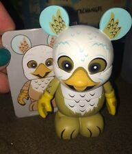 DISNEY VINYLMATION 3'' URBAN 6 CHASER GRIFFIN EAGLE BIRD TAIL WITH CARD