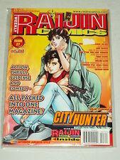RAIJIN COMICS #27 JAPANESE MANGA MAGAZINE JULY 2 2003