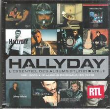 "CD ""JOHNNY HALLYDAY - 1981-2005 - BOX 13 CD"" NEU VERSIEGELT"