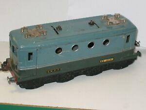 Locomotive BB 8051 bicolore Hornby échelle 0 pour pièces