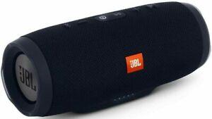 JBL Charge 3 Portable Splash proof  Wireless Bluetooth Speaker  Black
