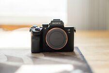 Sony Alpha a7 III a73 a7M3 Full Frame Mirrorless Digital Camera Body