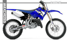 YAMAHA YZ125 YZ250 / X 2015-2018 MAXCROSS GRAPHICS KIT DECALS STICKERS FULL KIT3