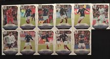 2016 Prizm EURO CUP France Soccer Cards Lot (11 CARDS) Paul Pogba