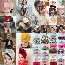 3PCS Kid Girl Baby Toddler Infant Flower Headband Hair Bow Band Hair Accessories