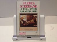 BARBRA STREISAND, A COLLECTION OF GREATEST HITS, Cassette