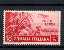 Somalie 1936 SG # 232 10L air neuf sans charnière #A 4814