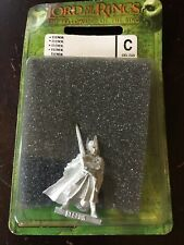 Games Workshop: The Fellowship of the Ring Elendil C 05-58 Citadel Miniatures