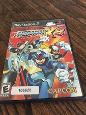 Mega Man X8 Sony PlayStation 2 PS2 No Manual Cib Tested Works Great PG1
