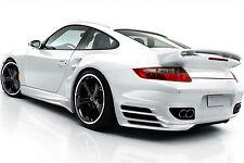 Grande STAMPA INCORNICIATA-PORSCHE 911 CARRERA GT SUPERCAR (foto poster arte auto)