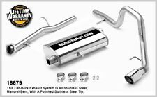 2007 2008 Ford Explorer Sport Trac 4.6L Magnaflow Cat Back Exhaust Free Shipping