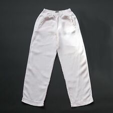 Oska Size I (1) UK 10 Pale Pink 100% Linen Lagenlook Quirky Arty Trousers
