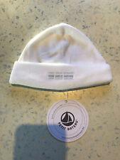 Petit Bateau Mütze Niki Weiß 0 1 Mo - 39 41 - 47 50 Mädchen Jungen Baby 👶 - NEU