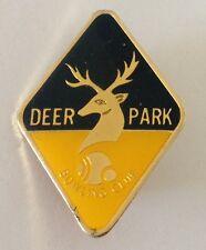 Deer Park Bowling Club Badge Rare Vintage (L9)