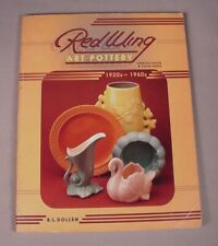 Vintage Red Wing Art Pottery Collectibles Reference Price Book 1920's-1960's
