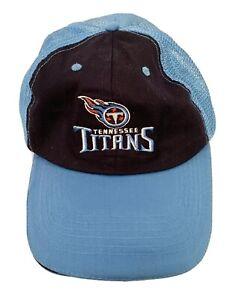 NWT Tennessee Titans Nissan Hat Cap Adjustable Woman's Men's Season Ticket NFL