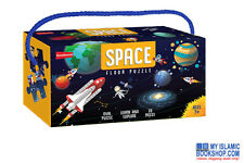 Space Floor Puzzle Muslims Islamic Children Play & Learn Best Gift Ideas