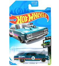 2019 Hot Wheels 62/250 '64 Chevy Chevelle SS #10/10 Speed Blur NEW