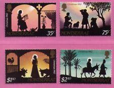 Montserrat  - ** / postfrisch/ MNH - Weihnachten 1982 - Weihnachtsgeschichte