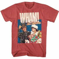 OFFICIAL WHAM New T SHIRT Last Christmas George Michael SIZES SM - 5XL