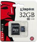 Kingston 32GB microSD 32G microSDHC micro SD SDHC class 4 C4 SDC4/32GB *Retail