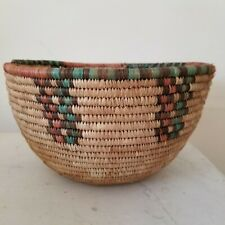 New listing Coil Weave Collectible Basket