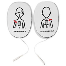 AED WNL Practi-Trainer Replacement CHILD Training Pads AED trainer