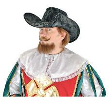 Adult Mens Steampunk Renaissance Musketeer Cowboy Halloween Cosplay Costume Hat