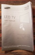 SAMSUNG LED TV SERIES 4 4500 USER MANUAL