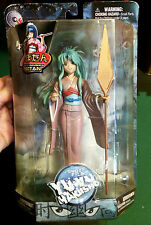 "Botan 7"" Action Figure Yu Yu Hakusho Series 1 Ghost Files Vinyl Doll 2002 Anime"