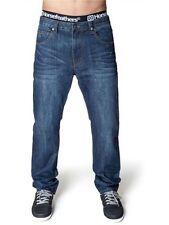 26 Untersetzte Größe Hosengröße Herren-Jeans aus Baumwolle
