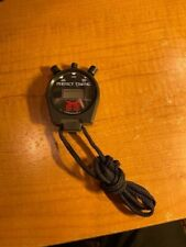"""Rare Michael Schenker/Msg """"Perfect Timing"""" Promotional Stopwatch"""