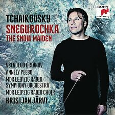 TCHAIKOVSKY, SNEGUROCHKA - THE SNOW MAIDEN, SEALED 22 TRACK CD ALBUM FROM 2015