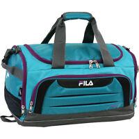 Fila Cypress Small Sport Duffel Bag 4 Colors Gym Duffel NEW
