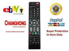 REMOTE CONTROL FOR Changhong TV No Code Required No setup