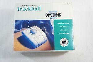 IBM Easy Options TRACKBALL TR585, Old Stock, Sealed NEW, Free 2-3 Day Ship!!!
