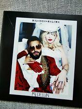 Madonna Medellin CD Promo France