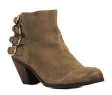 Sam Edelman Women's Lucca Suede Bootie Taupe US 9.5 NOB (Pen Mark On Left shoe)