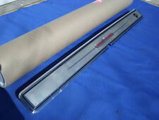 NEW 1966 Nova SS Chevy II 327 Diecast and Chrome Rear Trunk Panel Molding